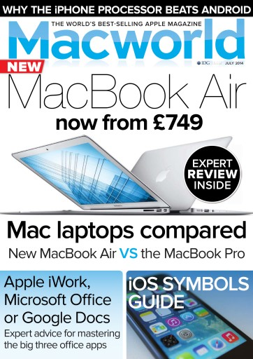 Macworld UK Digital Issue