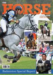 The Horse Magazine June 2014 issue The Horse Magazine June 2014