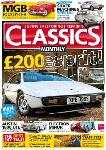 Classics Monthly Digital Issue