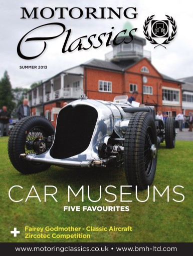 Motoring Classics Digital Issue