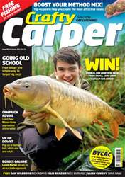 Crafty Carper June 2014 issue Crafty Carper June 2014