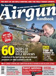 Sporting Airgun Hbk  issue Sporting Airgun Hbk