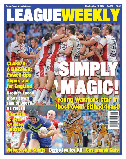 League Weekly Digital Issue