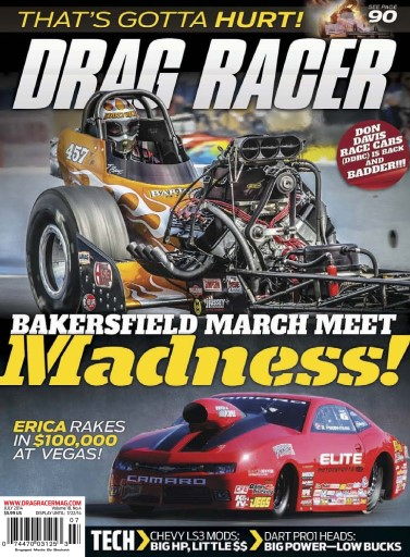 Drag Racer Digital Issue