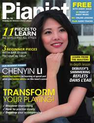 Pianist 78 June-July 2014 issue Pianist 78 June-July 2014