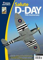 RAF Salute D-DAY issue RAF Salute D-DAY
