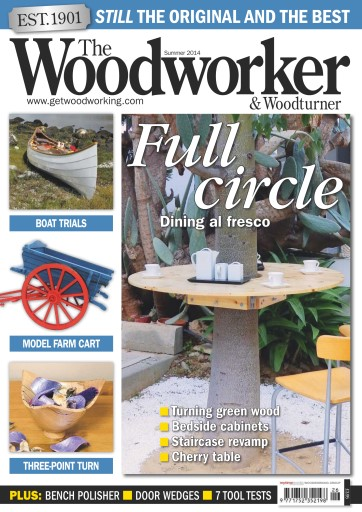 The Woodworker Magazine Summer 2014 Subscriptions Pocketmags