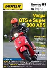 Moto.it Magazine n.153 issue Moto.it Magazine n.153