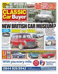 No.229 New British Car Museum? issue No.229 New British Car Museum?