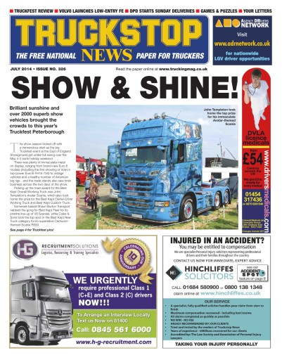 Truckstop News Digital Issue