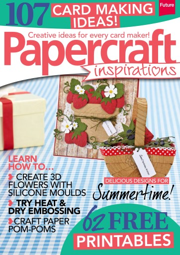 Papercraft Inspirations Digital Issue