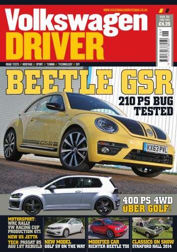 Volkswagen Driver Preview