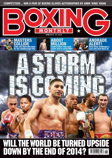 Boxing Monthly Digital Issue
