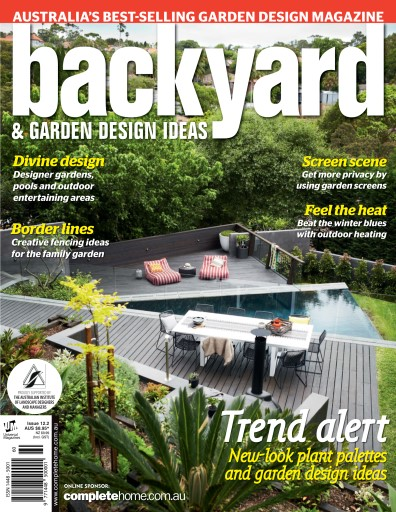 Backyard Digital Issue