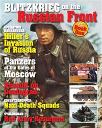 Blitzkrieg on the Russian Front Special Issue issue Blitzkrieg on the Russian Front Special Issue