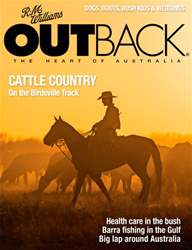 OUTBACK 95 issue OUTBACK 95