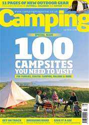 100 must-visit campsites - July 2014 issue 100 must-visit campsites - July 2014
