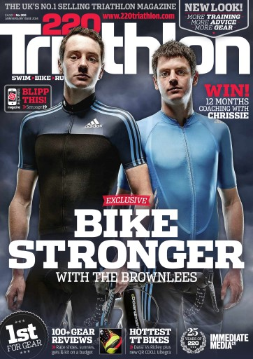 220 Triathlon Magazine Preview