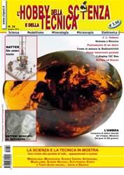 L'HOBBY DELLA SCIENZA E DELLA TECNICA Magazine Cover