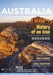 Destinations Australia 20142015 Edition issue Destinations Australia 20142015 Edition