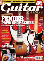 The Guitar Magazine Magazine Cover