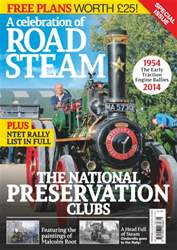 A Celebration of Road Steam issue A Celebration of Road Steam