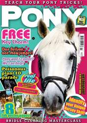 PONY magazine - July 2014 issue PONY magazine - July 2014