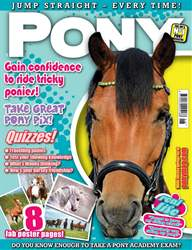 PONY Magazine - FREE sample Summer 2014 issue PONY Magazine - FREE sample Summer 2014