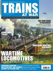 Trains at War issue Trains at War