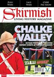 Skirmish Magazine Issue 106 issue Skirmish Magazine Issue 106