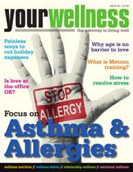 Asthma And Allergies issue Asthma And Allergies