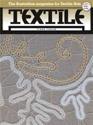 Textile Fibre Forum Issue 114 issue Textile Fibre Forum Issue 114