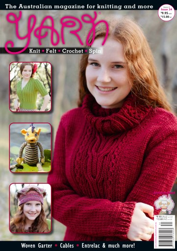 Yarn Digital Issue