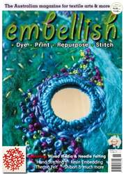 Embellish Magazine issue 18 issue Embellish Magazine issue 18