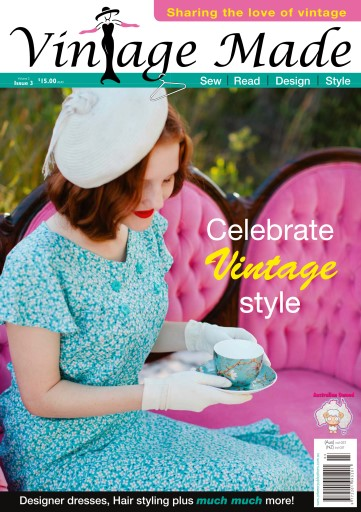 Vintage Made Digital Issue