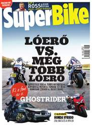 SuperBike magazin június issue SuperBike magazin június