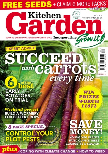 Kitchen Garden Magazine Digital Issue