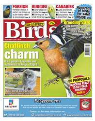 No.5806 Chaffinch Charm issue No.5806 Chaffinch Charm