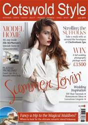 Cotswold Style June 2014 issue Cotswold Style June 2014