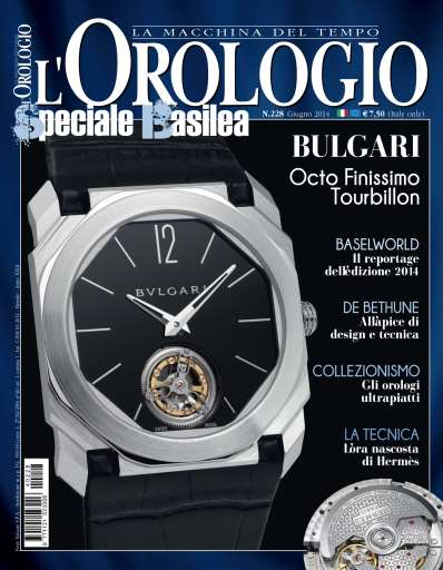 L'Orologio Digital Issue