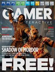 GAMER Interactive 008 issue GAMER Interactive 008