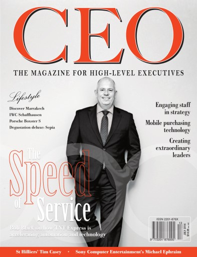 The CEO Magazine ANZ Preview