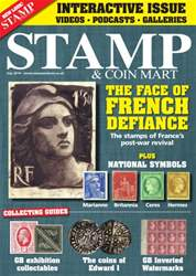 July 2014 - National symbols on stamps issue July 2014 - National symbols on stamps