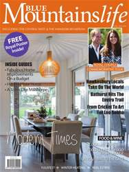Blue Mountains Life June/July 2014 issue Blue Mountains Life June/July 2014