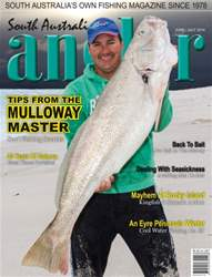 SA Angler June July 2014 issue SA Angler June July 2014