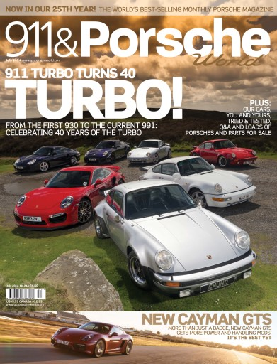 911 & Porsche World Digital Issue