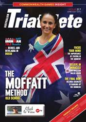 Australian Triathlete 21.7 issue Australian Triathlete 21.7