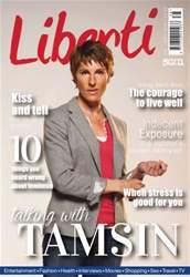 Liberti Magazine Cover