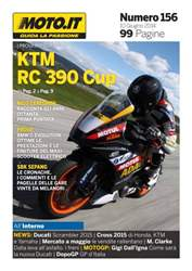 Moto.it Magazine n.156 issue Moto.it Magazine n.156