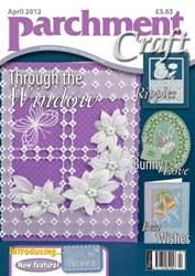 Parchment Craft Magazine Cover
